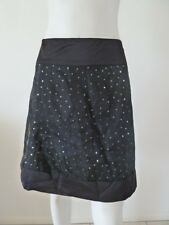 PORTMANS SKIRT BNWT $99.95 SIZE 14 BLACK SEQUIN