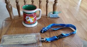 Polar Express 3D Hot Chocolate Mug with ornament and ticket