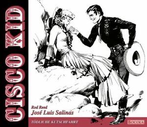 Cisco Kid Nr. 2: Tödliche Kutschfahrt (Hardcover), neu