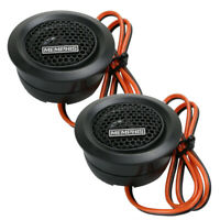 "Memphis Audio PRX10 1"" Power Reference Car Component Tweeters Crossovers NEW"