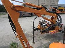 Mulag FME 500 Böschungsmäher Unimog Traktor