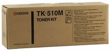 NEW ORIGINAL KYOCERA MAGENTA TK-510M TONER KIT ECOSYS PRINTER C5020/C5030 SERIES