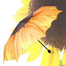 Unique Grace Sunscreen Sunflower Style Super Block UV Sun Rain Folding Umbrella