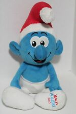 Smurfs Holiday 2010 Big Macy's Plush Toy Doll Smurf
