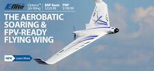 E-FLITE EFLITE OPTERRA BNF 2M WING RC AIRPLANE EFL11150 W/ FREE 2200MAH BATTERY