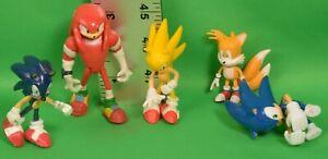 Sonic Figure 5pcs Set 7cm Toy Hedgehog Action Characters Pvc Max Fun Cartoons