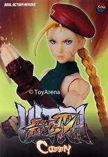 Medicom Street Fighter IV Cammy Real Action Hero RAH Figure IN STOCK USA Seller