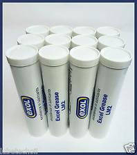 EXOL Premium Moly Lithium Grease Cartridge X 1 Contains Molybdenum Disulphide