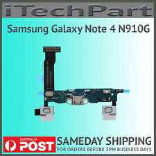 Genuine Samsung Galaxy Note 4 N910G Charging Port Dock Flex Cable Replacement