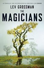 Magicians Trilogy: The Magicians by Lev Grossman (2009, Hardcover)