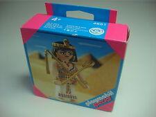 Cleopatra Especial Playmobil 4651 Special Piramide Egipto Belen Anubis Faraon