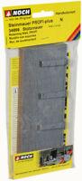 Noch N 1:160- 34856, Hartschaum Stützmauer, 19,8 x 7,4 cm, GMK World of Modellei