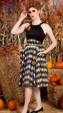 Below Knee High Waist Skirts for Women