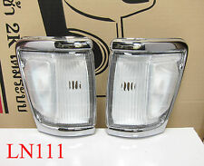 88-97 TOYOTA HILUX 4x4 LN111 LN106 LN107 RN105 CLEAR LEN CORNER INDICATOR LIGHT