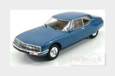 Citroen Sm Blu Met. 1970 WhiteBox 1:24 WB124025
