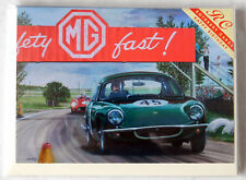 LOTUS ELITE (Mk 14 Climax) at Sebring 1959 - Happy Birthday - Greetings card NEW