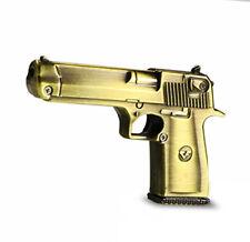 Gun Style USB 16gb Semi-Auto Gold Colour Metal