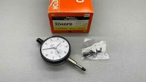 Mitutoyo 2046FB Carbide Ball Point Dial Indicator