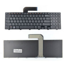 New 15R N5110 M5110 M501Z Replacement Keyboard for Dell Inspiron Black US Layout