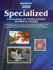 Scott Specialized Catalogue of United States Stamps & Covers 2010 by James E.…