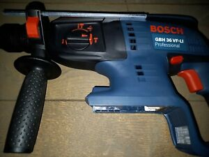 Bosch Akku-Bohrhammer GBH 36VF-LI SDS-plus Neu