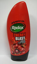RADOX Cherry Blast-Gel Doccia 250 ML