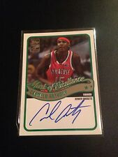 Carmelo Anthony 2003-04 Topps Mark of Excellence Autograph Card Knicks Syracuse