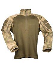 Combat Shirt Flammh.ISO11612 Mil-Tacs FG, BW, Outdoor   -NEU-