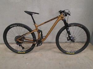 NS Bikes Synonym RC 2 Suspension Bike (2021) - SMALL - COPPER