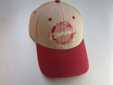 The Game Licensed Casual Hipster Cap Hat Red Tan Black Hills South Dakota 1889