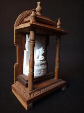 Ancien reliquaire autel Inde Bouddha Old boudhist miniature indian reliquary XIX
