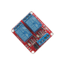 12V 2-Channel Relay Module With Optocoupler H/L Level Triger For Arduino Raspber
