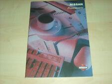 56789) Nissan Maxima QX Pressemappe 1996
