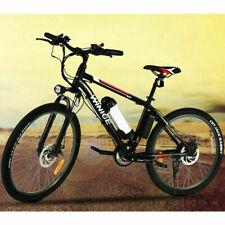 E-BIKE Elektrofahrrad 26Zoll Mountainbike Shimano Pedelec LI-ION AKKU 36V Unisex