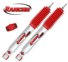 "Rancho RS9000XL Front Shocks to suit Toyota Hilux SAF with 4"" Suspension Lift"