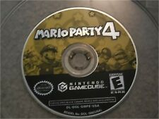 MARIO PARTY 4 NINTENDO GAMECUBE GAME DISC ONLY