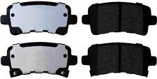 Disc Brake Pad Set-Ceramic Pads Rear Tru Star CBP1430