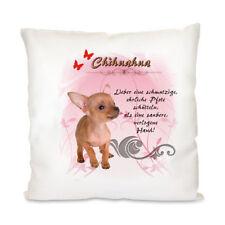 Chihuahua- Kissenbezug -Neu - Kissenhülle -