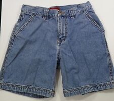 Arizona sz 12 regular Jean Shorts Blue 100% Cotton