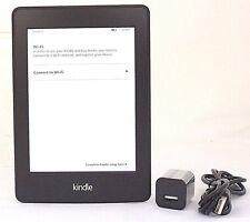 Kindle Paperwhite, 2nd Gen, Wi-Fi, Black (04-6E)