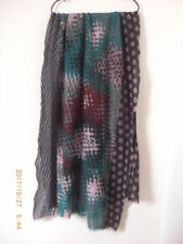 Rectangle Shawls/Wraps 100% Wool Women's Scarves and Shawls