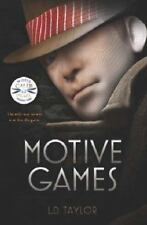Motive Games (Paperback or Softback)