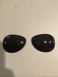 AUTHENTIC RAYBAN SUNGLASS LENSES  RAYBAN RB 3549 SIZE 58