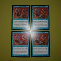 Legerdemain x4 Tempest 4x Playset Magic the Gathering MTG