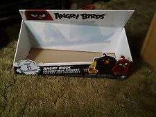 Angry Birds Collectible Figures Retail Toy Store Display Box