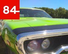 +Plymouth Roadrunner Superbird 4x Scheinwerfer E-Prüfzeichen Umrüst+