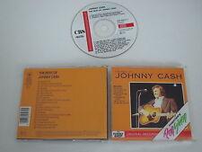 JOHNNY CASH/THE BEST OF - MEMORY POP SHOP(CBS 462557 2) CD ÁLBUM