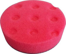 Lake Country CCS Red Foam Finishing Pad - 3 inch 7812300