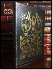 The Humanoids by Jack Williamson New Sealed Easton Press Leather Bound Edition