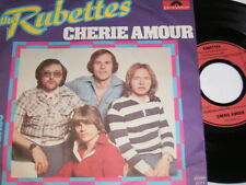 "7"" - The Rubettes Come on over & Cherie Amour - 1977 # 6579"
